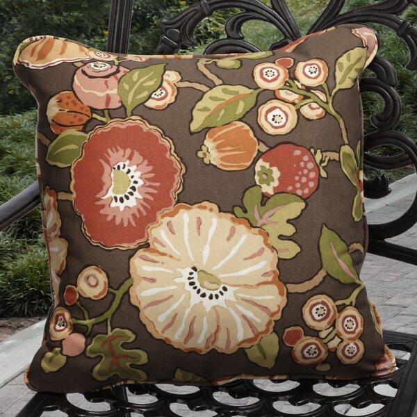 Lucio Indoor/Outdoor Throw Pillow (Set of 2) by Mercury Row