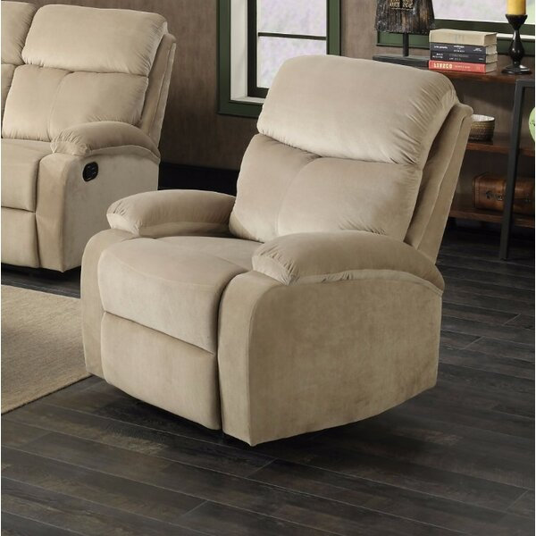 Ghodke Sand Manual Recliner by Ebern Designs