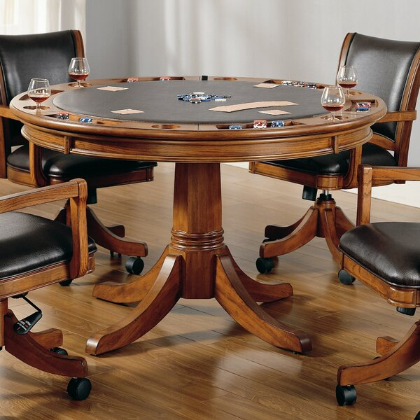 52 Park View Poker Table by Hillsdale Furniture