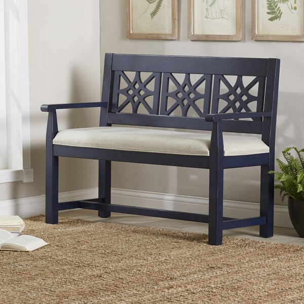 Cracker Jack Wood Bench by Trisha Yearwood Home Collection