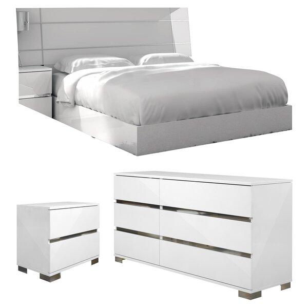 Salerno Standard Configurable Bedroom Set by Brayden Studio
