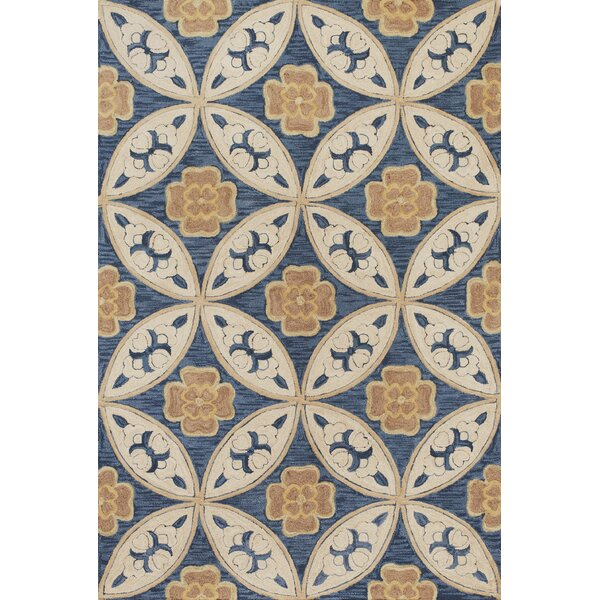 Petrone Mosaic Rug by Charlton Home