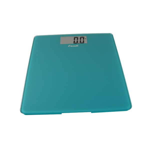 440 lbs Tempered Glass Body/Bath Scale by Escali