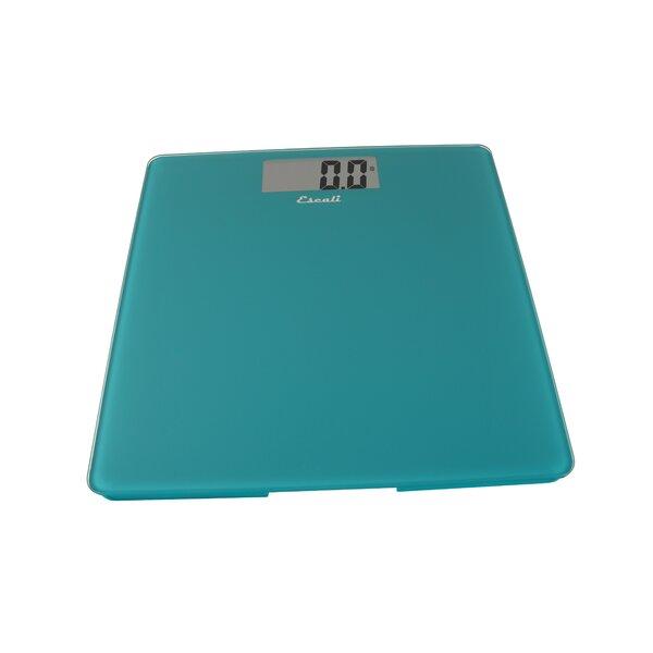 440 lbs Tempered Glass Body/Bath Scale by Escali
