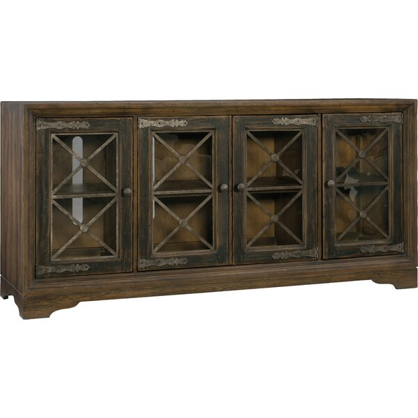 Hill Country TV Stand For TVs Up To 70
