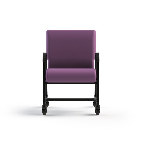 Mobility Assist Upholstered Arm Chair By Comfor Tek Seating