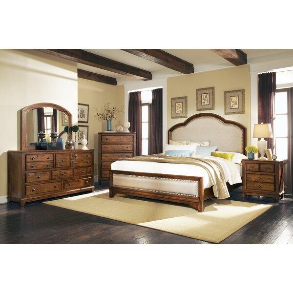 Queener Standard Bed by One Allium Way