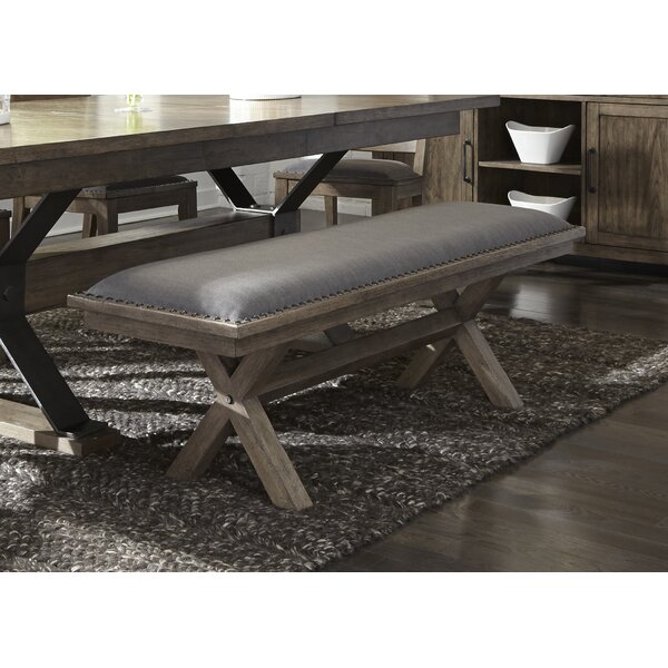 Pyburn Dining Bench by Gracie Oaks Gracie Oaks