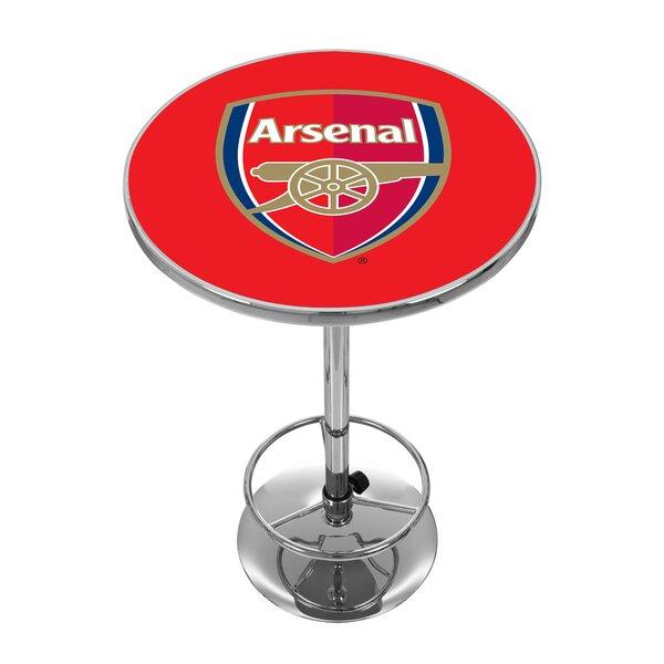 English Premier League Pub Table by Trademark Global