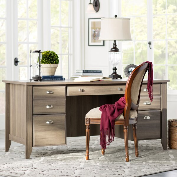 Rupert Executive Desk by Three Posts