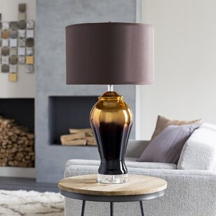 Affordable Price Arizona 30 Table Lamp By Bloomsbury Market