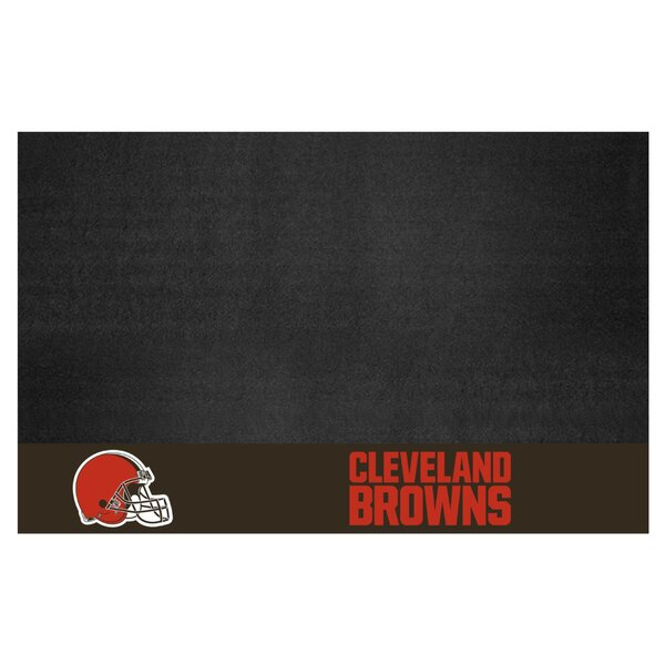 NFL - Cleveland Browns Grill Mat by FANMATS