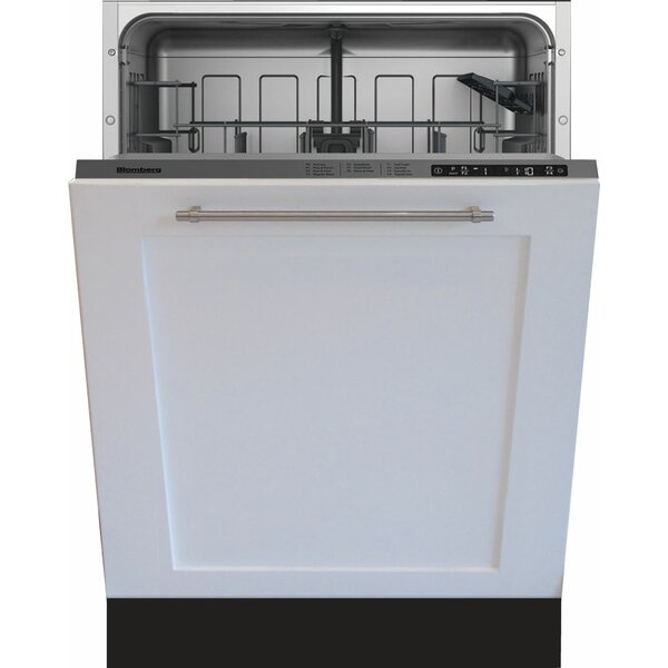 24 48 dBA Built-In Dishwasher by Blomberg