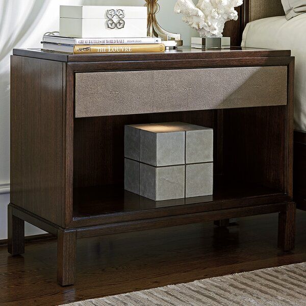 MacArthur Park Oandora 1 Drawer Nightstand by Lexington