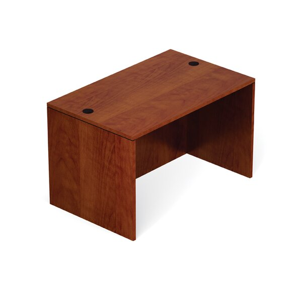 Superior Laminate Desk Shell by Offices To Go
