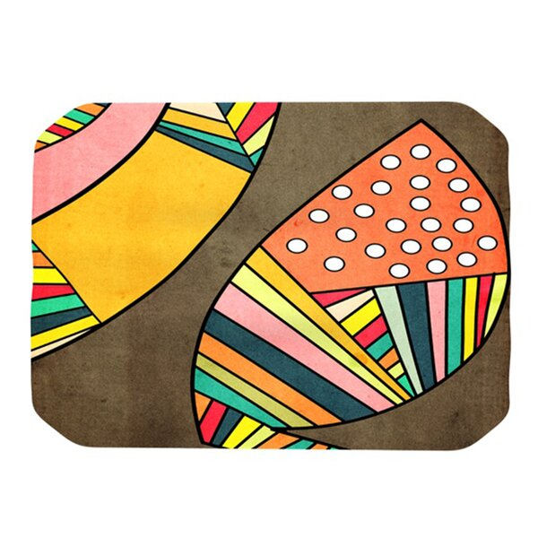 Cosmic Aztec Placemat by KESS InHouse