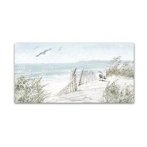 'Coastal Dunes' Print on Canvas by Trademark Fine Art