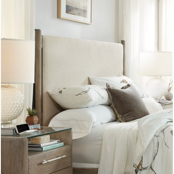 Affinity Upholstered Panel Headboard by Hooker Furniture