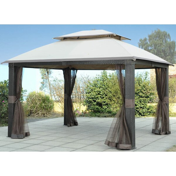 Replacement Canopy (Deluxe) for Revella Gazebo by Sunjoy