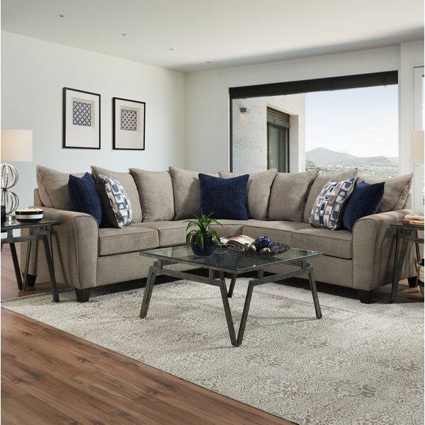 Alamo Symmetrical Sectional By Lane Furniture