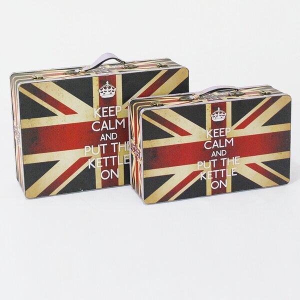 Britannia Suitcases by Screen Gems