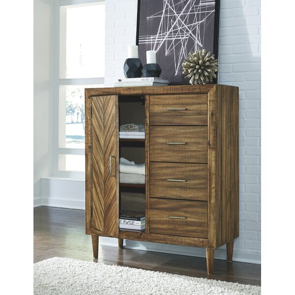 Isabella 4 Drawer Chest by Modern Rustic Interiors