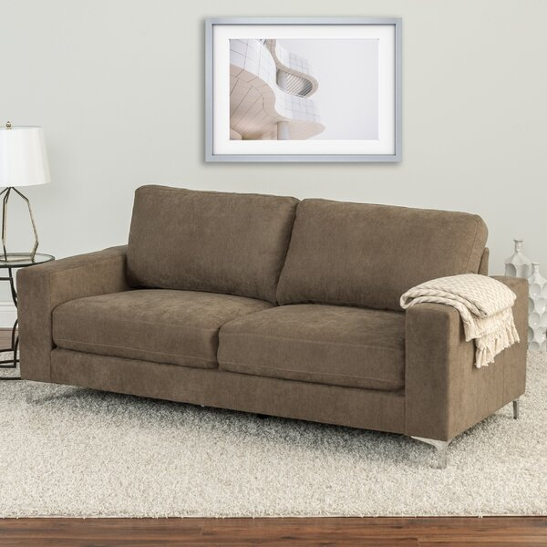 Hermia Chenille Sofa by Orren Ellis