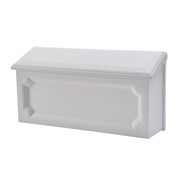 Windsor Wall Mounted Mailbox by Gibraltar Mailboxes