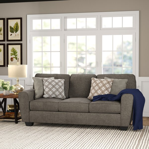 New Trendy Reasor Sofa by Gracie Oaks by Gracie Oaks