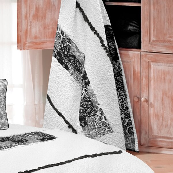 Dorothea Cotton Throw by Bloomsbury Market