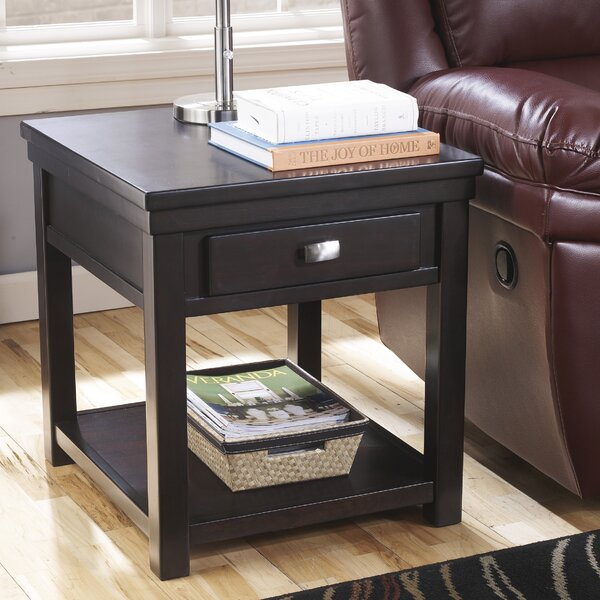 Schaefer End Table by Darby Home Co