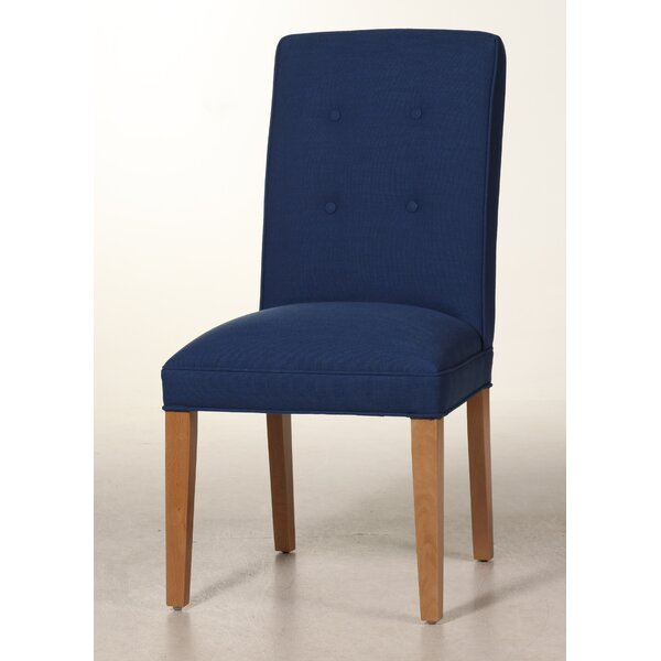 Manhattan Upholstered Dining Chair by Sloane Whitney