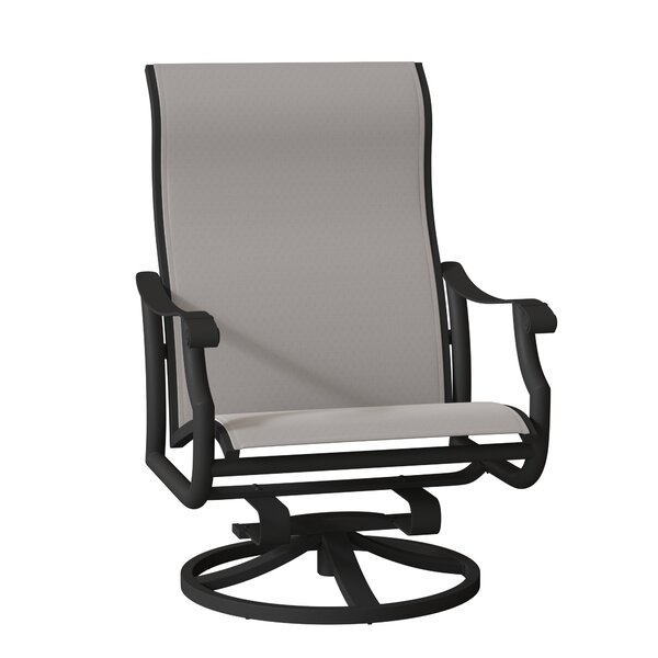 Montreux II Tropitone Swivel Patio Dining Chair by Tropitone
