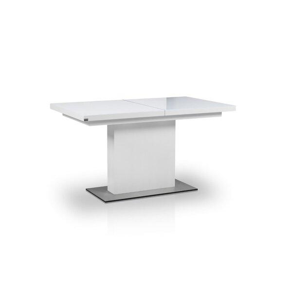 Sansom Extendable Dining Table by Orren Ellis