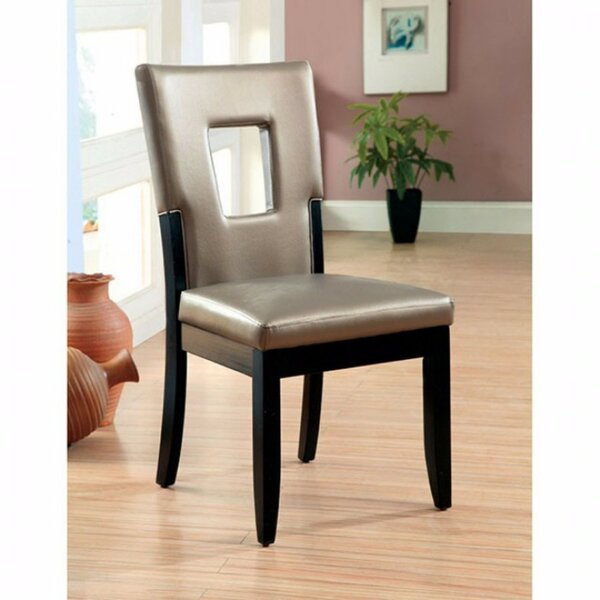 Marqkitta Upholstered Dining Chair (Set of 2) by Red Barrel Studio