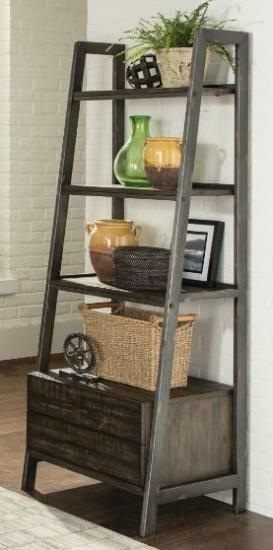 Delmar Ladder Bookcase By Gracie Oaks