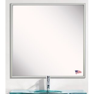 Affordable Panel Bathroom/Vanity Mirror ByLatitude Run