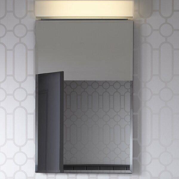 PL Series 15.25 x 39.38 Recessed or Surface Mount Medicine Cabinet by Robern