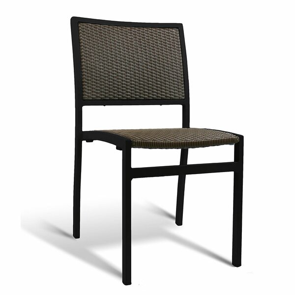 Stacking Patio Dining Chair by GAR