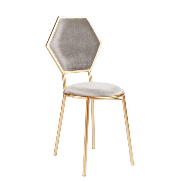 Urquhart Upholstered Dining Chair (Set of 2) by Mercer41