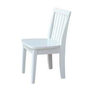 Find a Severus Wood Kids Desk Chair (Set of 2) ByMistana