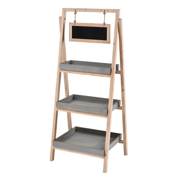 Trumbull Ladder Bookcase by Gracie Oaks Gracie Oaks