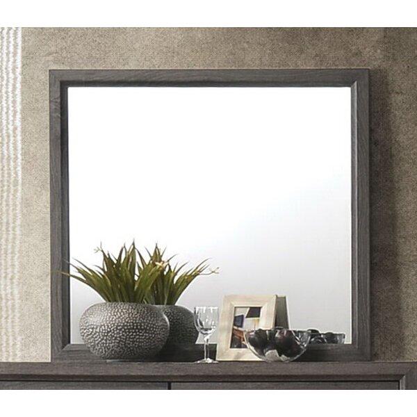 Caudillo Mirror by Gracie Oaks