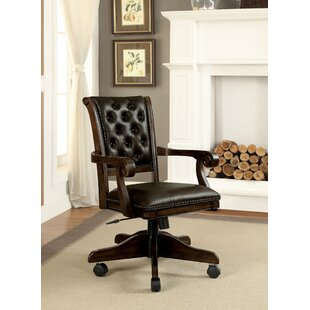 Review Ala Bankers Chair by Darby Home Co