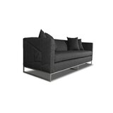 Gatewood 94 Tuxedo Arm Sofa by Orren Ellis
