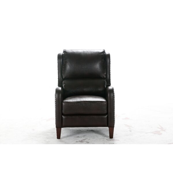 Grimstad Faux Leather Manual Recliner W001409028