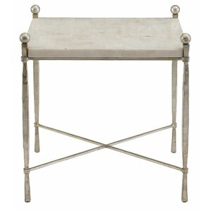 Clarion Chairside Table by Bernhardt