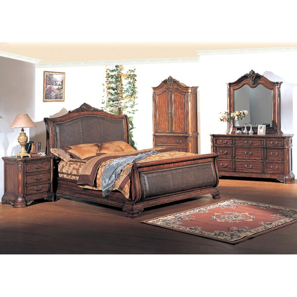 Tipton Panel Configurable Bedroom Set by Source Furniture