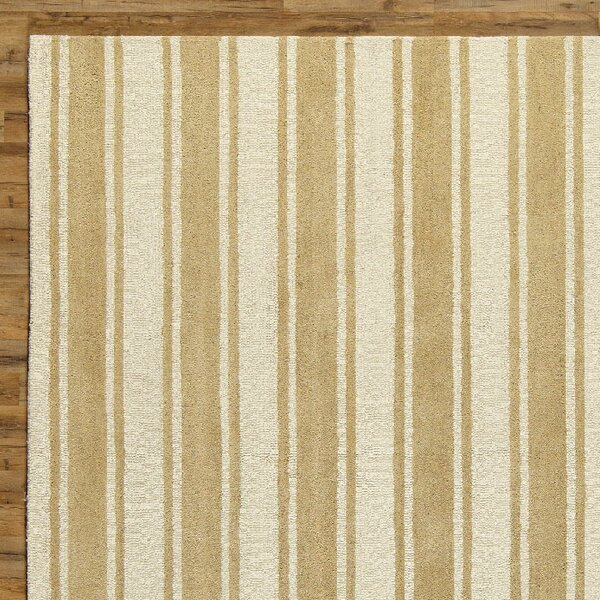 Tenley Natural & White Rug by Birch Lane™
