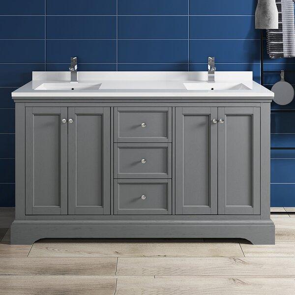 Windsor 60 Double Bathroom Vanity Set